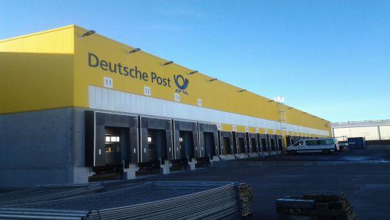 DHL Holzgerlingen
