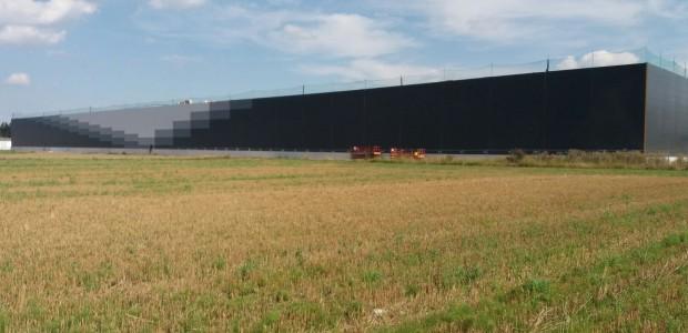 Bauabschluss in Gersthofen